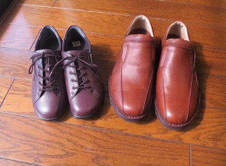 006新しい靴