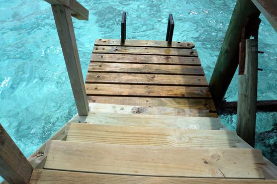 16日 海の階段