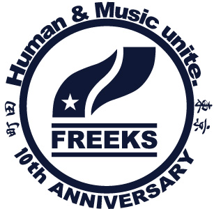 FREEKS10th小皿