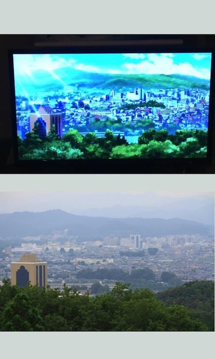 1話 桜山展望台