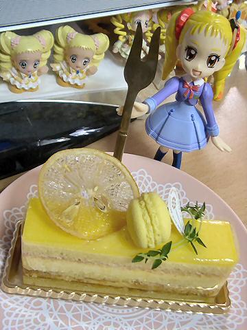 レモンケーキ 001