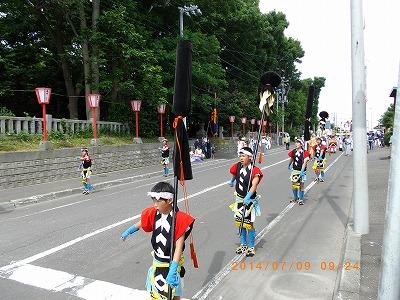 羽幌祭り 001