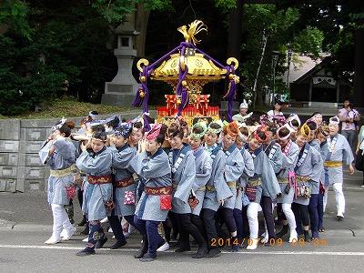羽幌祭り 005