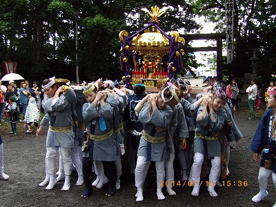 羽幌祭り 037