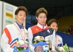 20140410swimming萩野表彰