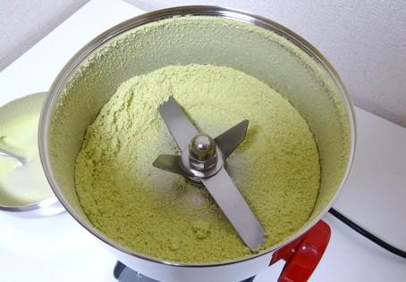 キャベツ(野菜)パウダー 粉末器