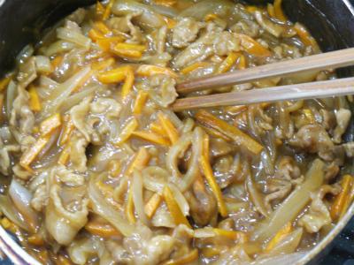 140804ご飯が食べれちゃいそうなカレー焼きそば (1)