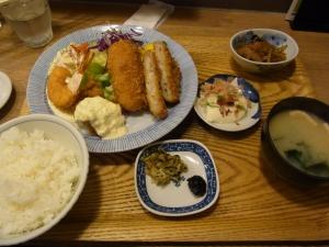 天神 わっぱ定食堂 RIMG2980