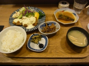 天神 わっぱ定食堂 RIMG2982