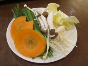 しゃぶ菜 ソラリアステージビル2回目IMG_0278