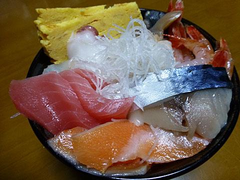 14 3/27 海鮮丼