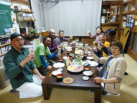 14 5/24 手巻き寿司
