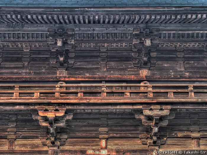 金剛寺仁王門