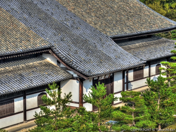 東福寺禅堂(選仏場)