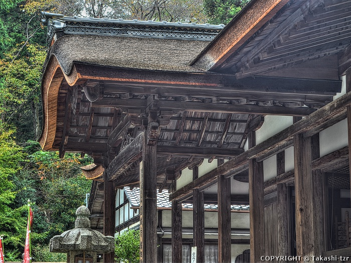 園城寺食堂(釈迦堂)
