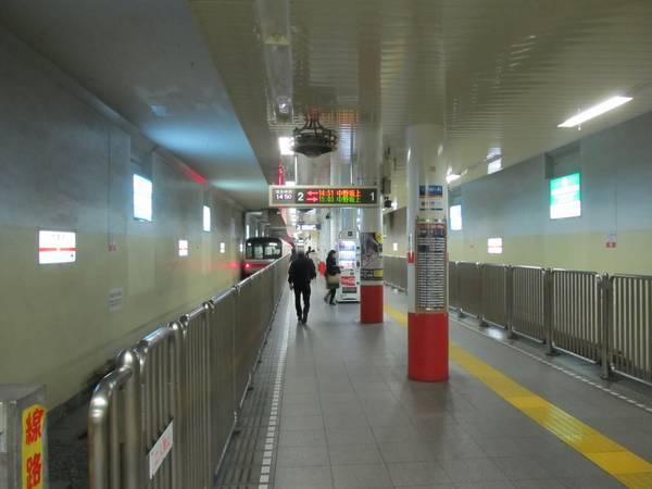 東京メトロ丸ノ内分岐線方南町駅