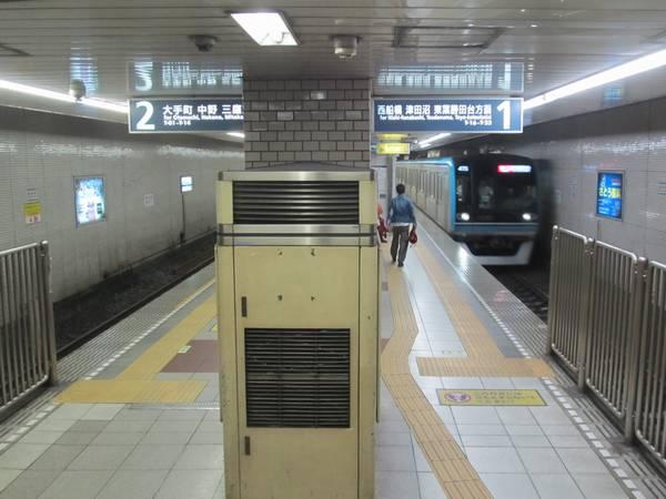 東京メトロ東西線南砂町駅