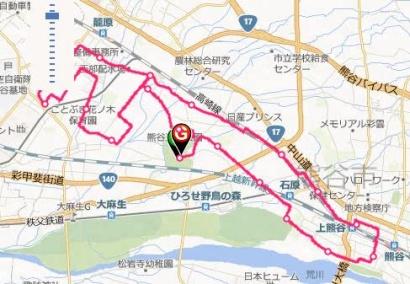 熊谷さくらマップ