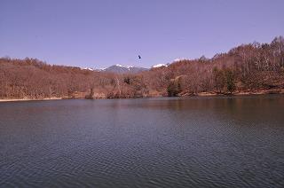 竜神池 4月オープン前 (2)