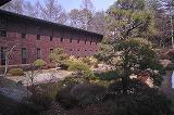 蓼科高原荘 中庭