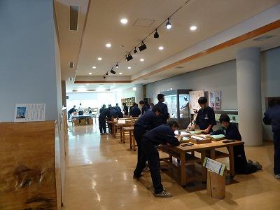 尖石考古館実習室 (1)
