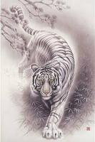 不屈の白虎
