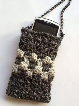編み込みポシェット