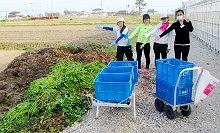 いちご農園2014GWランナー4