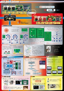 ロボカップジュニア2014日本大会用プレゼンテーションシート