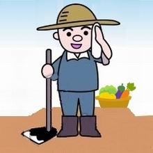 家庭菜園汗ふき3(220x220)