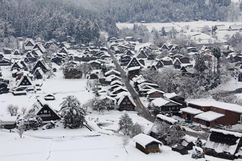白川郷2013冬-2