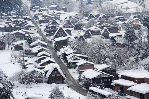 白川郷2013冬-3