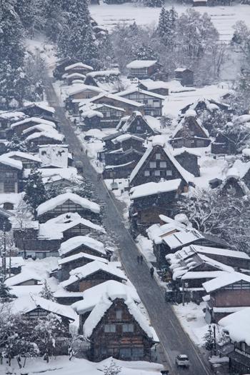 白川郷2013冬-4