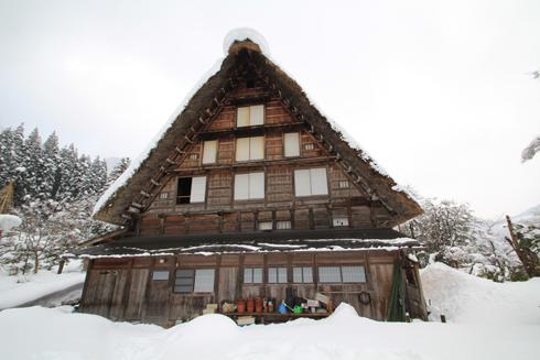白川郷2013冬-8