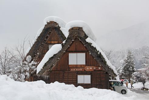 白川郷2013冬-9