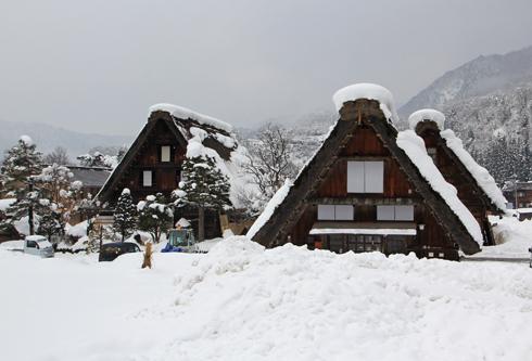 白川郷2013冬-10
