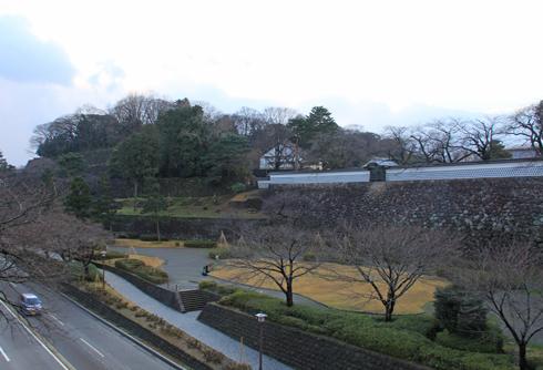金沢城2013-1