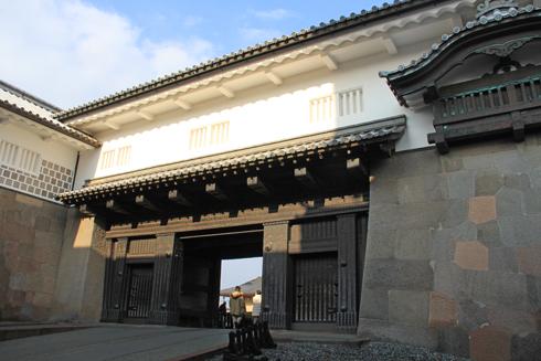 金沢城2013-3