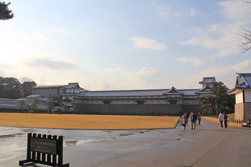 金沢城2013-4