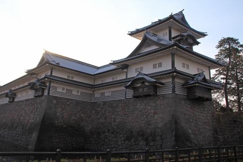 金沢城2013-7