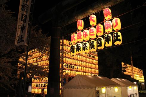 弘前夜桜2014-6