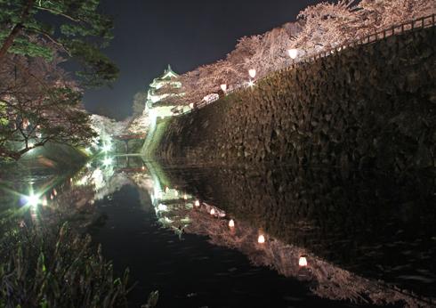 弘前夜桜2014-18