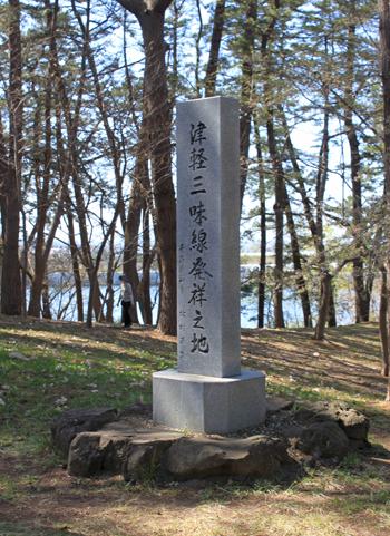 芦野公園桜祭り2014-5
