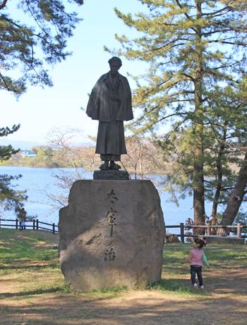 芦野公園桜祭り2014-6