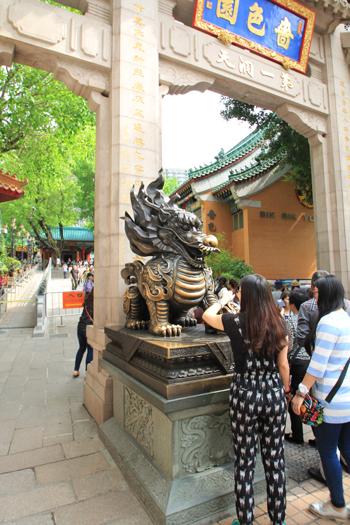 香港黄大仙-3