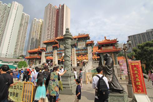 香港黄大仙-4