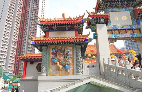 香港黄大仙-5