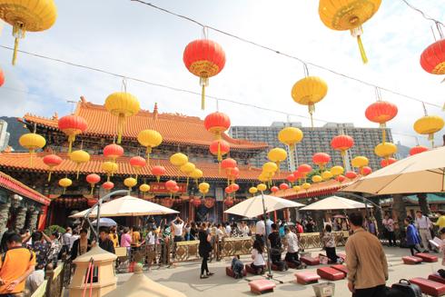 香港黄大仙-7