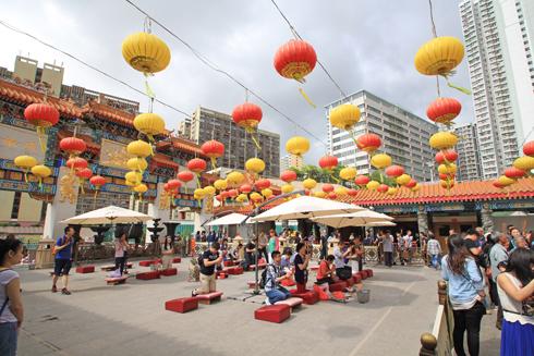 香港黄大仙-9