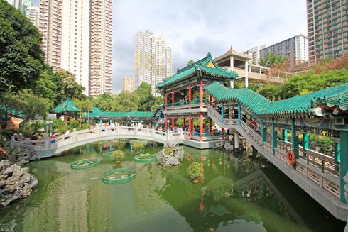 香港黄大仙-12